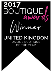 Colmers Hill Fashion wins Best UK Online Boutique for its website www.colmershill.com