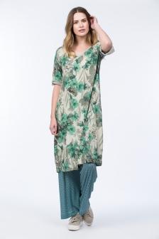 Myrine Acacia Floral Dress